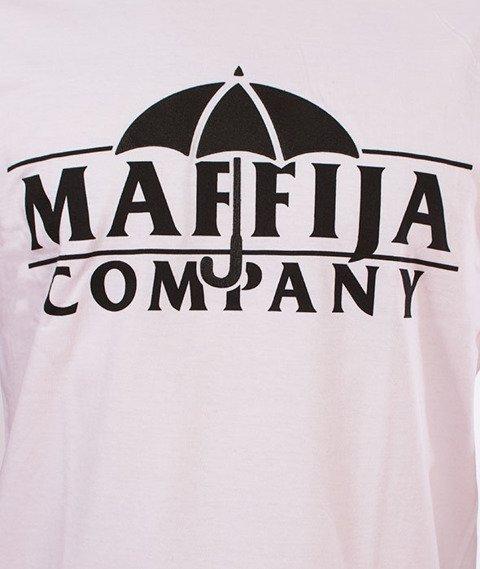 SB Maffija-In Line T-Shirt Biały