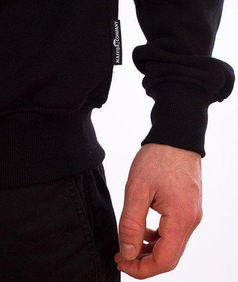 SB Maffija-Umbrella Logo Bluza Czarna