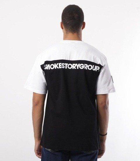 SmokeStory-08 Green Moro T-Shirt Biała Góra