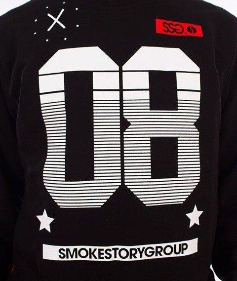 SmokeStory-08 Lines Bluza Czarna