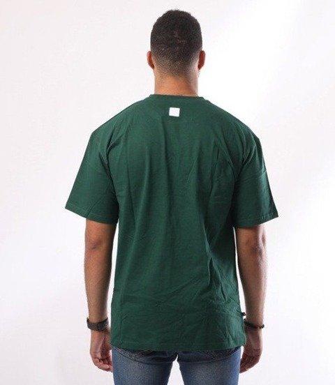 SmokeStory-Big T-Shirt Zieleń