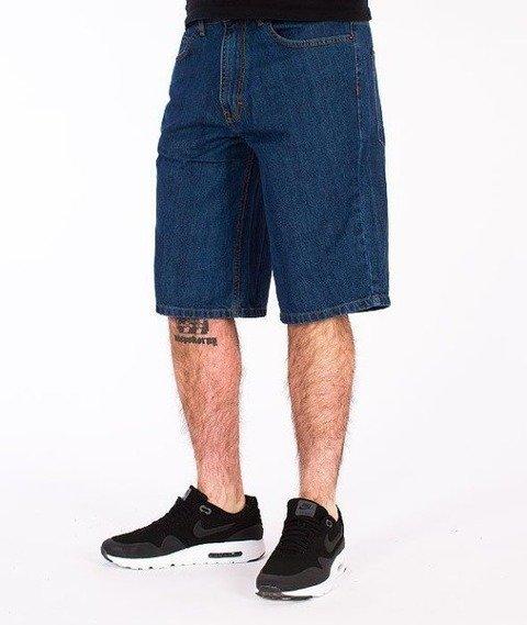 SmokeStory-Cans Krótkie Spodnie Medium Blue