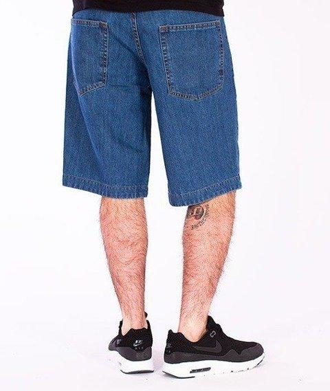 SmokeStory-Classic Krótkie Spodnie Light Blue