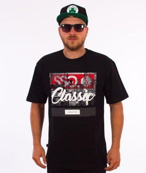 SmokeStory-Classic T-Shirt Czarny