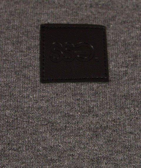 SmokeStory-Colors Klasyk Bluza Ciemny Melanż