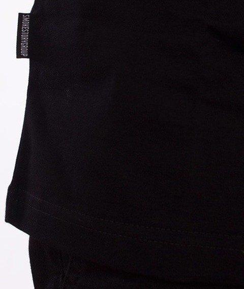 SmokeStory-Crew T-Shirt Czarny