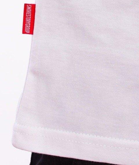 SmokeStory-Generation SSG T-Shirt Biały