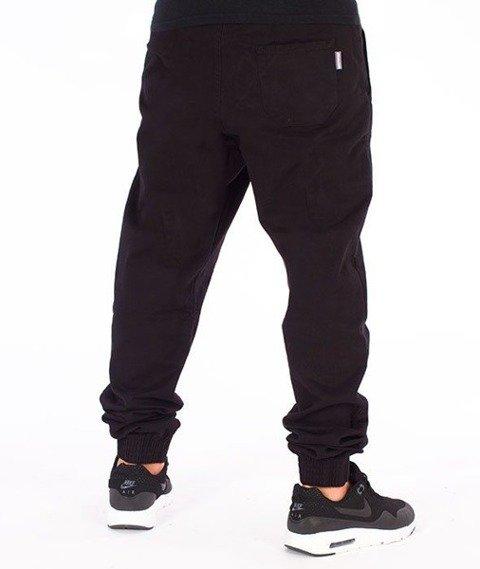 SmokeStory-Jogger Regular Spodnie Czarne