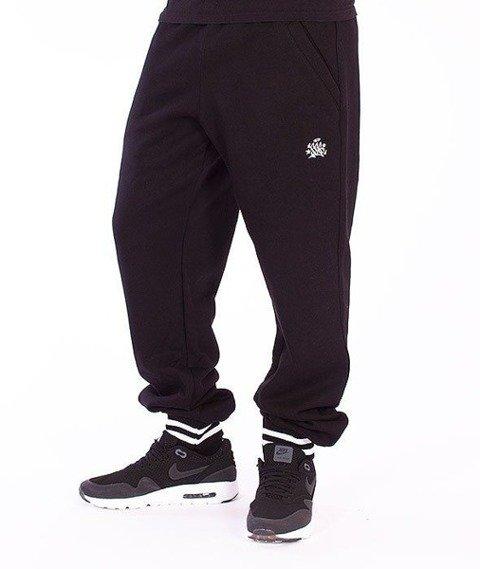 SmokeStory-Jogger Small Tag Spodnie Dresowe Czarne