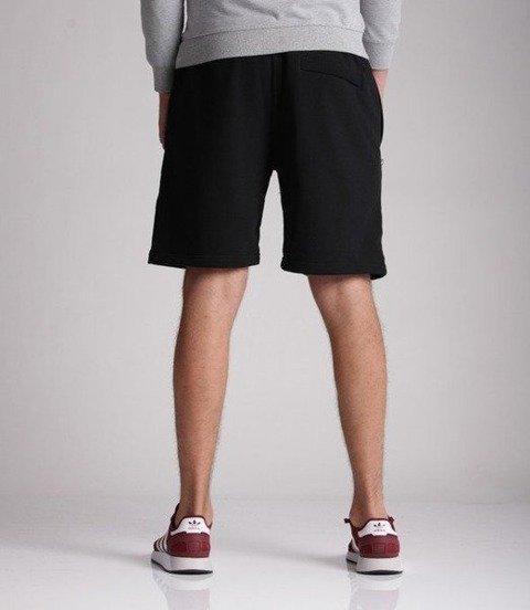 SmokeStory-Light Skin Krótkie Spodnie Bawełniane Czarne
