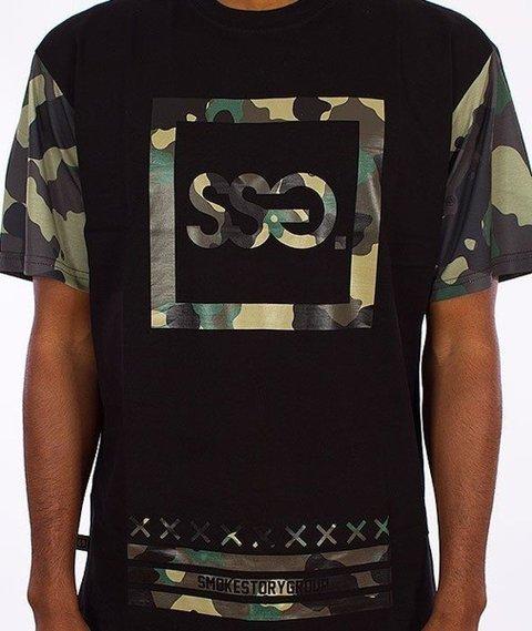 SmokeStory-Moro 08 T-Shirt Czarny
