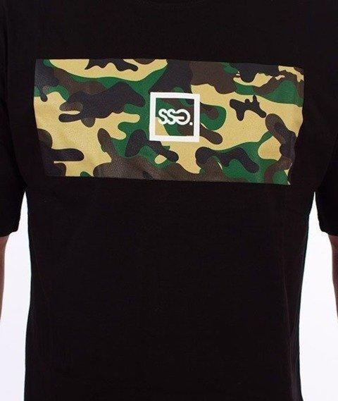 SmokeStory-Moro Line T-Shirt Czarny