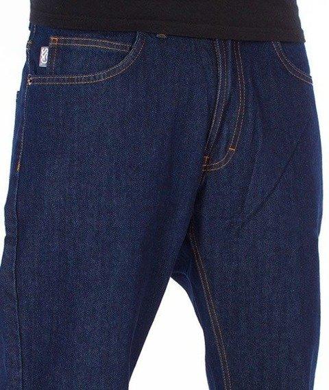 SmokeStory-SMG Slim Jeans Dark Blue