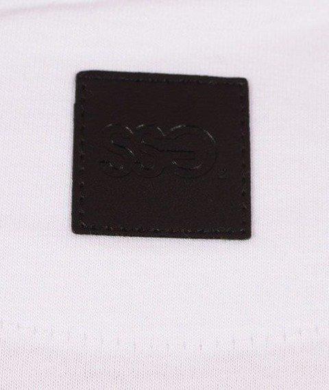 SmokeStory-SSG Belt T-Shirt Biały