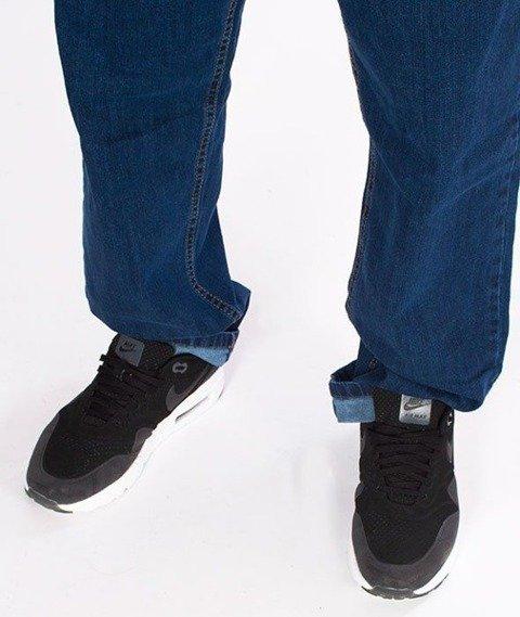 SmokeStory- SSG Classic Regular Jeans Spodnie Medium Blue