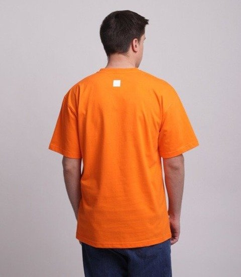 SmokeStory-SSG Classic T-Shirt Pomarańczowy