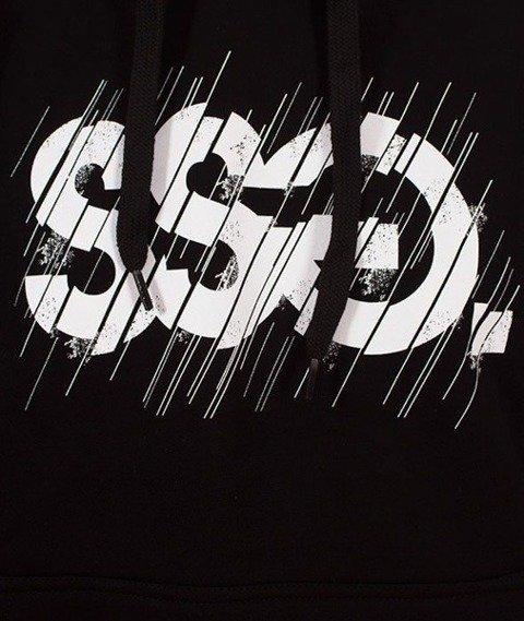 SmokeStory-SSG Cut Bluza Kaptur Czarny