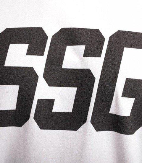 SmokeStory-SSG NEW Longsleeve Biały