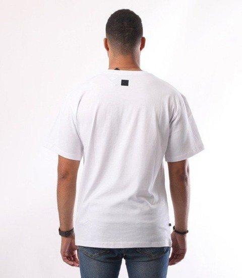 SmokeStory-SSG New Cut Logo T-Shirt Biały