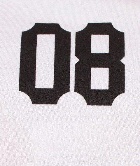SmokeStory-SSG Raglan T-Shirt Biały