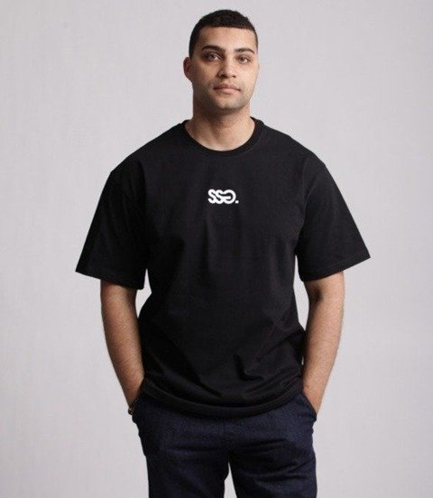 SmokeStory-SSG Small Classic T-Shirt Czarny