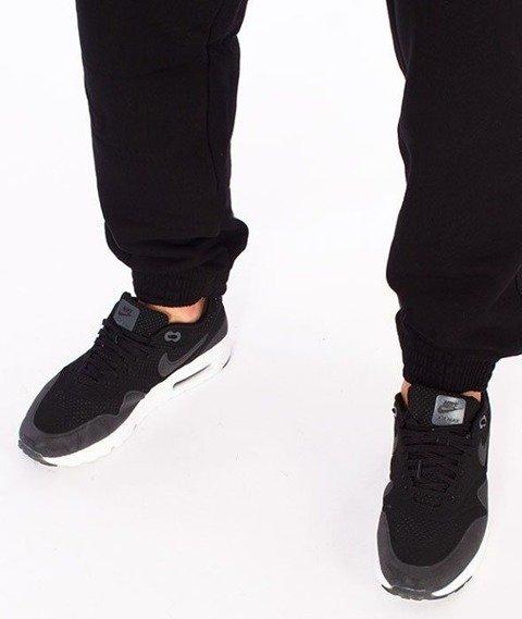SmokeStory-SSG Tag Jogger Spodnie Dresowe Czarne