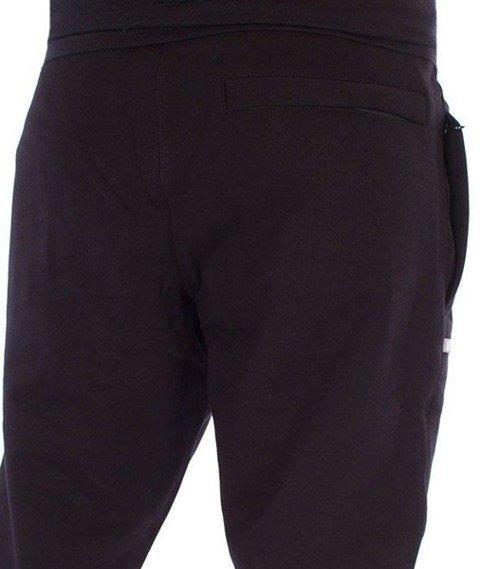 SmokeStory-Slim Slim Classic SSG Spodnie Dresowe Czarny