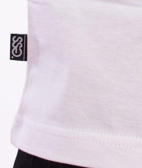 SmokeStory-Smoke Tag T-Shirt Biały
