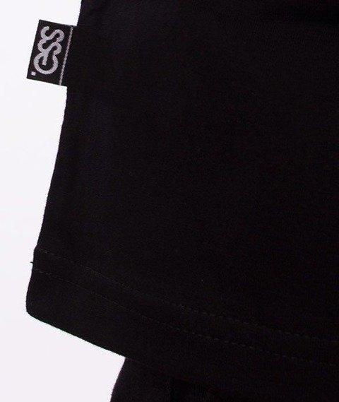 SmokeStory-Smoke Tag T-Shirt Czarny