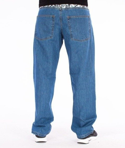 SmokeStory-Splash Regular Jeans Light Blue