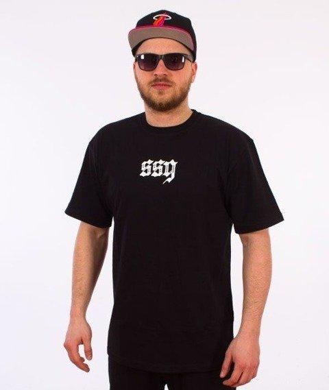 SmokeStory-Street SMG T-Shirt Czarny