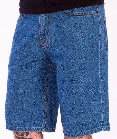 SmokeStory-Tag SSG Krótkie Spodnie Light Blue