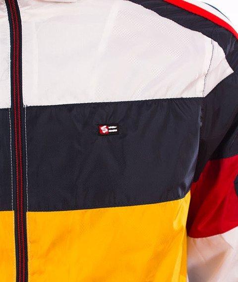 Southpole-Wind Series Jacket Kurtka Wiatrówka White