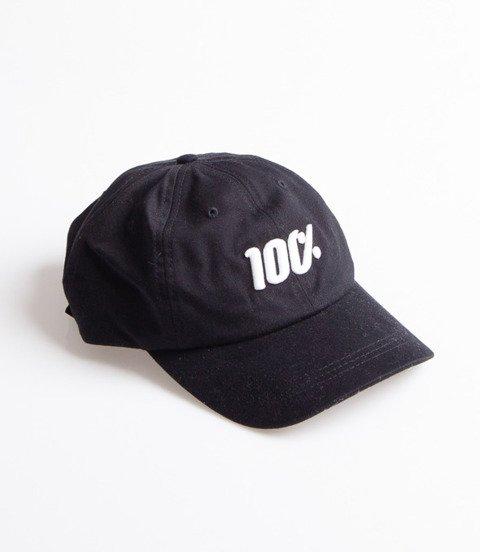 Stoprocent 100 DaddysHat Czapka Czarny