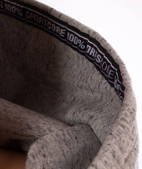 Stoprocent-BMS Tag18 Bluza Kaptur Rozpinana Melange