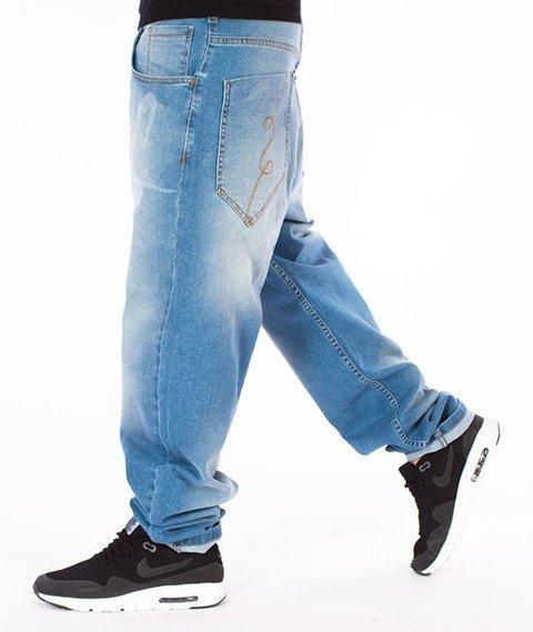 Stoprocent-Baggy Tag Spodnie Jeansowe
