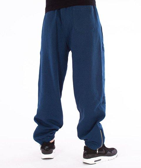 Stoprocent-Bleachtag Spodnie Dresowe Navy Blue