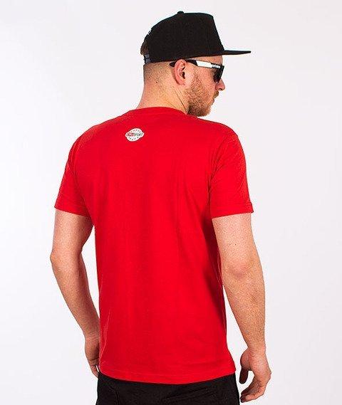 Stoprocent-CS Vert T-Shirt Red