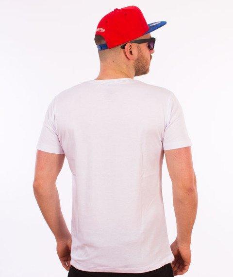 Stoprocent-Champ T-Shirt Biały