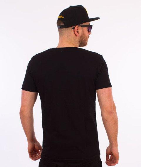 Stoprocent-Champ T-Shirt Czarny
