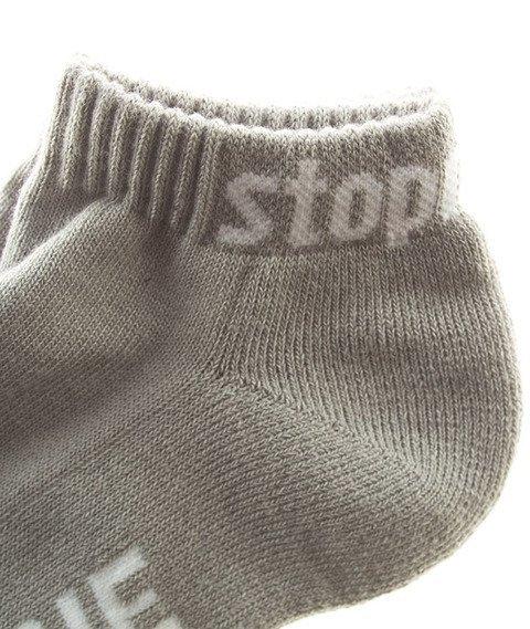 Stoprocent-Codziennie Skarpetki Grey