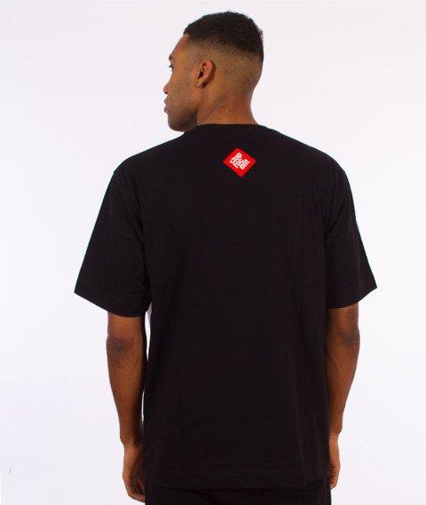 Stoprocent-Downhill 17 T-Shirt Czarny