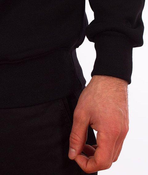 Stoprocent-Heavy Bluza Black
