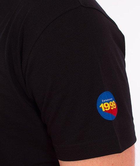 Stoprocent-Mega T-Shirt Czarny