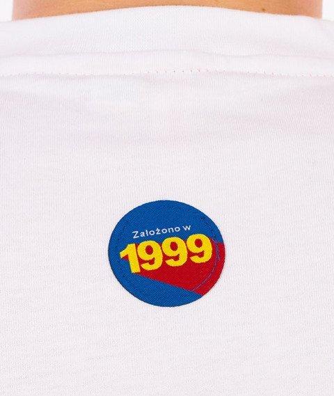 Stoprocent-Ninja T-Shirt Biały