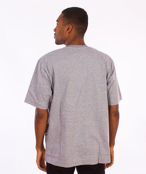Stoprocent-Printag16 T-Shirt Szary