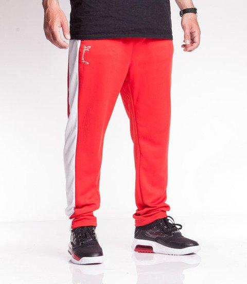 Stoprocent-SDC Division Spodnie Dresowe Red
