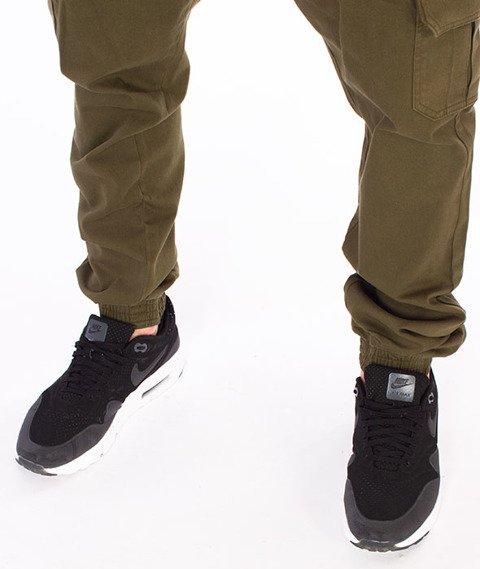 Stoprocent-SJ Jogger Army17 Spodnie Khaki