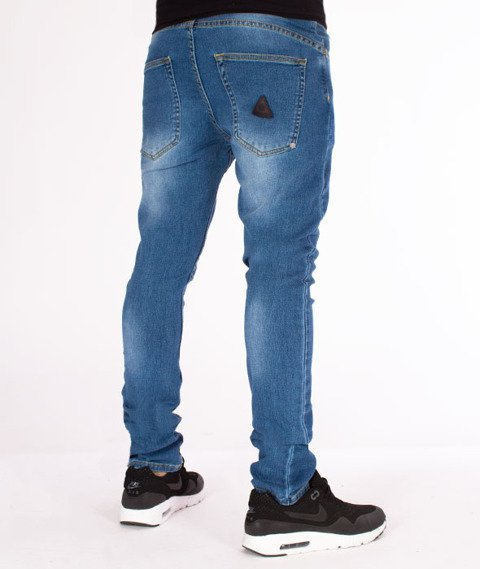 Stoprocent-SJC Academic Jeans Blue