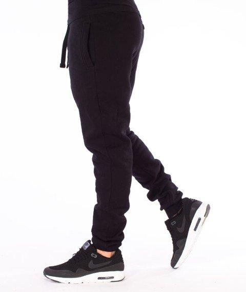 Stoprocent-SMC Cowboy Base Spodnie Dresowe Czarne